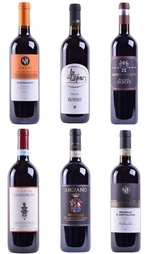 Wijnpakket van de Maand: Montalcino