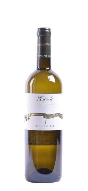 2018 Pinot Bianco Haberle (0,75L) - Lageder Alois