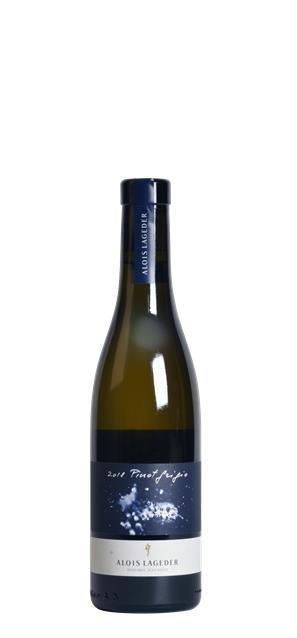 2018 Pinot Grigio (0,375L) - Lageder Alois