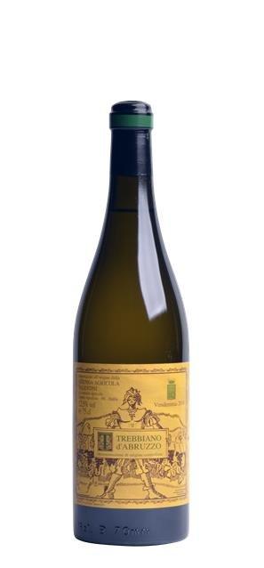 2016 Trebbiano d'Abruzzo (0,75L) - Valentini
