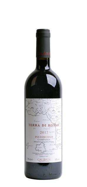 2017 Terra di Rosso Piedirosso (0,75L) - Galardi