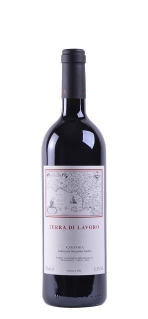 2016 Terra di Lavoro (0,75L) - Galardi