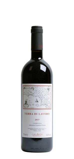 2017 Terra di Lavoro (0,75L) - Galardi