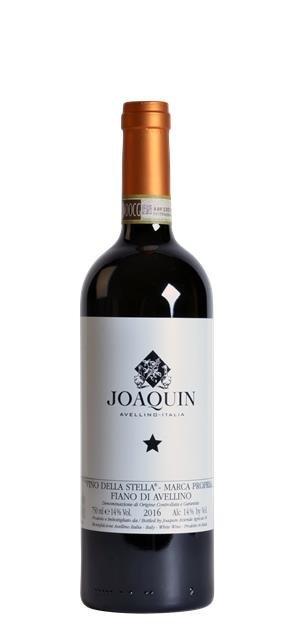 2016 Fiano di Avellino 'Vino della Stella' (0,75L) - Joaquin A.A.
