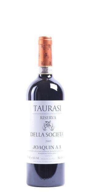 2009 Taurasi Riserva 'Della Società' (0,75L) - Joaquin A.A.