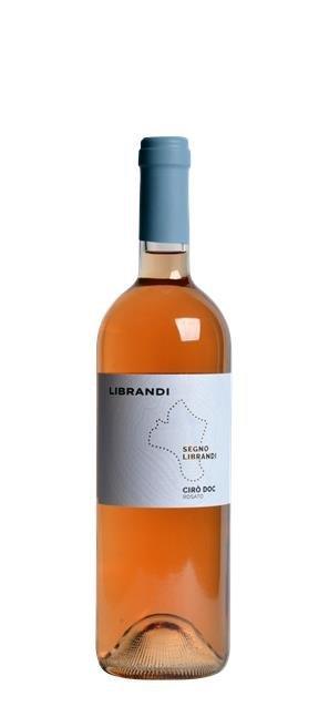 2020 Cirò Rosato Segno Librandi (0,75L) - Librandi
