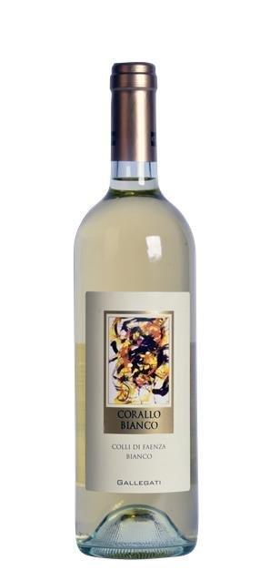 2017 Corallo Bianco (0,75L) - Gallegati