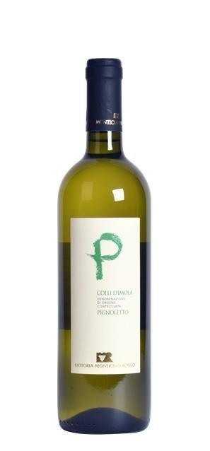 2018 Pignoletto (0,75L) - Fattoria Monticino Rosso