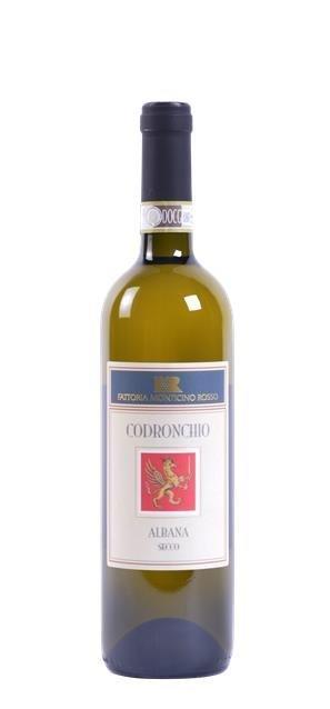 2013 Codronchio Albana di Romagna (0,75L) - Fattoria Monticino Rosso