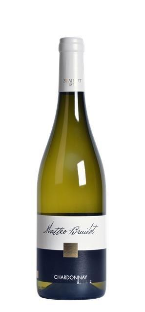 2018 Chardonnay (0,75L) - Matteo Braidot