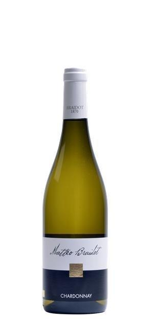 2019 Chardonnay (0,75L) - Matteo Braidot
