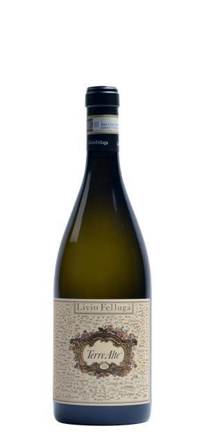 2018 Bianco Rosazzo Terre Alte (0,75L) - Livio Felluga