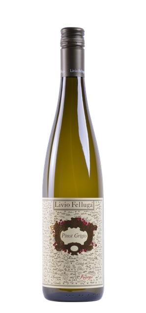 2017 Pinot Grigio (0,75L) - Livio Felluga