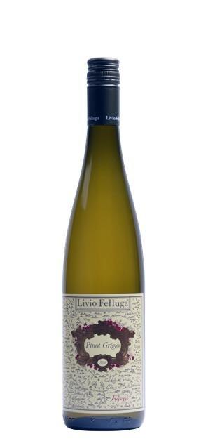 2019 Pinot Grigio (0,75L) - Livio Felluga