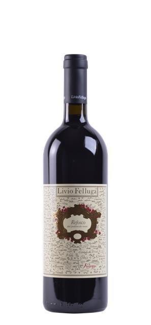 2013 Refosco dal Peduncolo Rosso (0,75L) - Livio Felluga