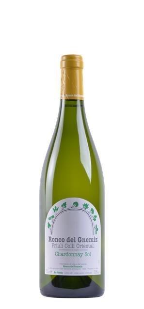 2017 Chardonnay Sol (0,75L) - Ronco del Gnemiz