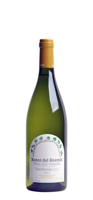 2019 Chardonnay Sol (0,75L) - Ronco del Gnemiz
