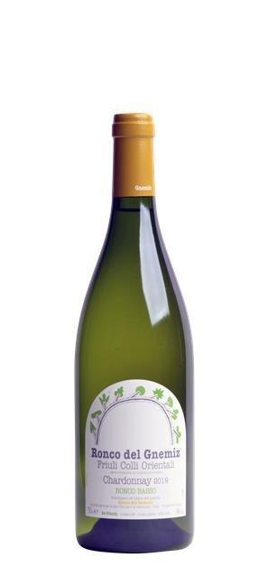 2019 Chardonnay Ronco Basso (0,75L) - Ronco del Gnemiz