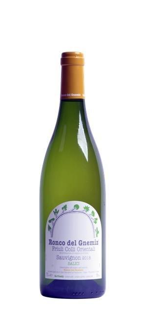 2018 Sauvignon Salici (0,75L) - Ronco del Gnemiz