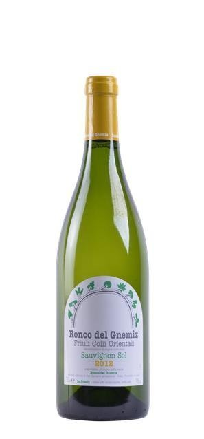 2012 Sauvignon Sol (0,75L) - Ronco del Gnemiz