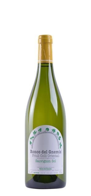 2013 Sauvignon Sol (0,75L) - Ronco del Gnemiz