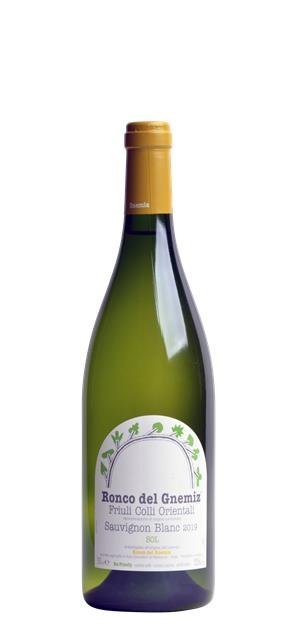 2019 Sauvignon Sol (0,75L) - Ronco del Gnemiz