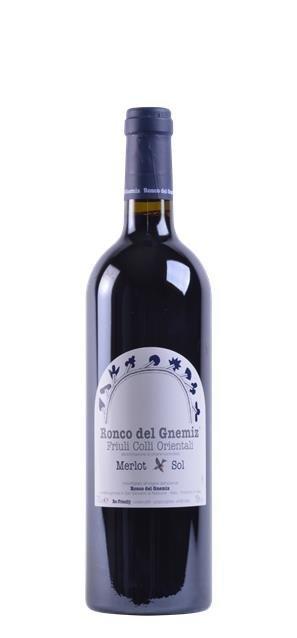 2012 Merlot Sol (0,75L) - Ronco del Gnemiz