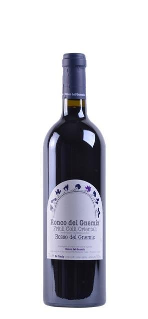 2012 Rosso del Gnemiz (0,75L) - Ronco del Gnemiz