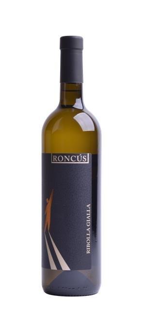 2016 Ribolla Gialla (0,75L) - Roncùs
