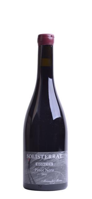 2015 Pinot Nero Solisterrae (0,75L) - Roncùs