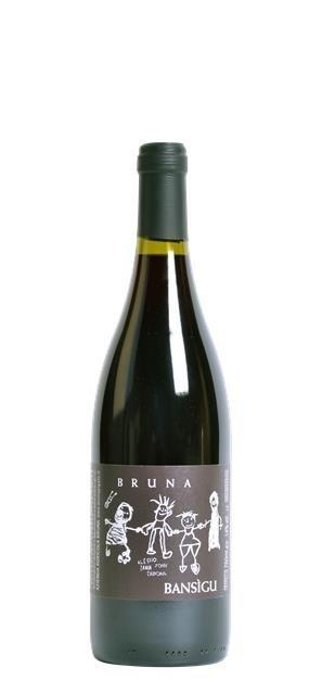 2018 Bansìgu (0,75L) - Bruna