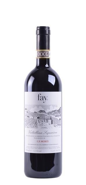 2014 Valtellina Superiore 'Ca' Morei' (0,75L) - Sandro Fay