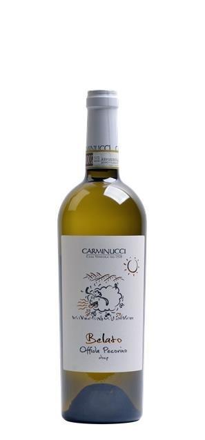 2019 Belato Offida Pecorino  (0,75L) - Carminucci