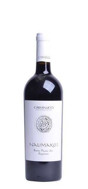 2014 Naumakos Rosso Piceno Superiore (0,75L) - Carminucci