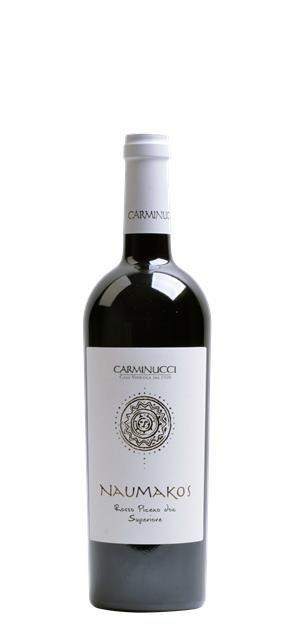 2017 Naumakos Rosso Piceno Superiore (0,75L) - Carminucci