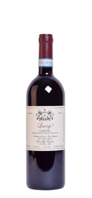 2012 Vigna Larigi (0,75L) - Altare Elio