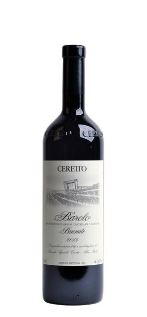 2015 Barolo Brunate (0,75L) - Ceretto