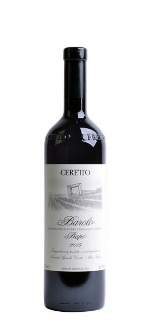 2015 Barolo Prapo (0,75L) - Ceretto