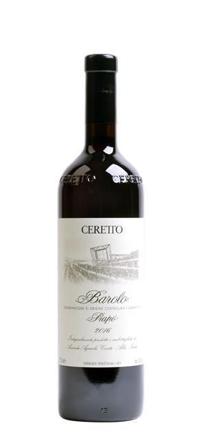 2016 Barolo Prapo (0,75L) - Ceretto