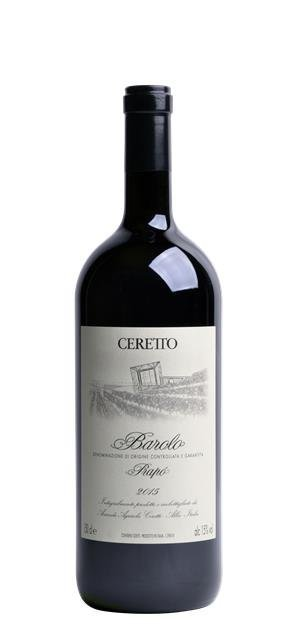 2015 Barolo Prapo (1,5L) - Ceretto