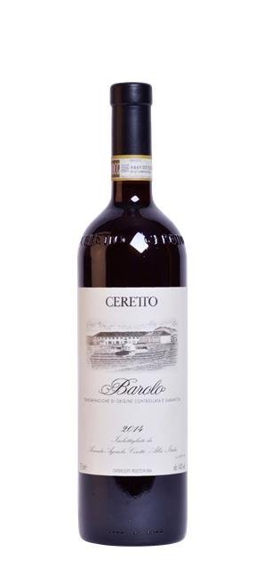 2014 Barolo (0,75L) - Ceretto