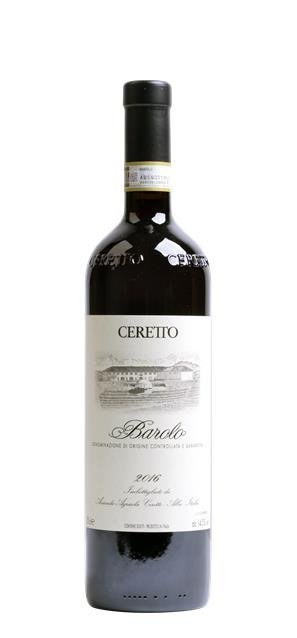 2016 Barolo (0,75L) - Ceretto