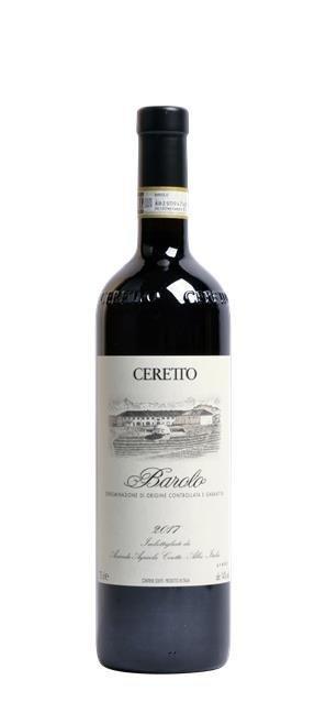 2017 Barolo (0,75L) - Ceretto