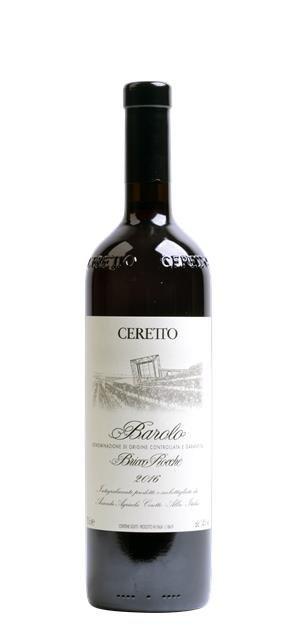 2016 Barolo Bricco Rocche (0,75L) - Ceretto