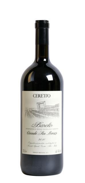 2010 Barolo Cannubi San Lorenzo (1,5L) - Ceretto