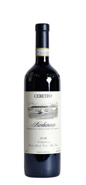 2016 Barbaresco (0,75L) - Ceretto