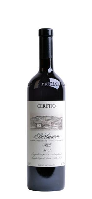 2016 Barbaresco Bricco Asili (0,75L) - Ceretto