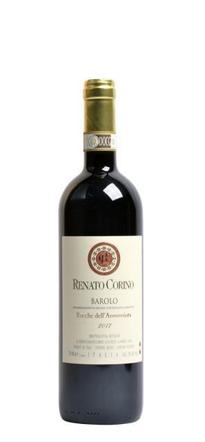2017 Barolo Rocche dell'Annunziata (0,75L) - Corino Renato