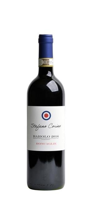 2016 Barolo Roncaglie (0,75L) - Corino Renato