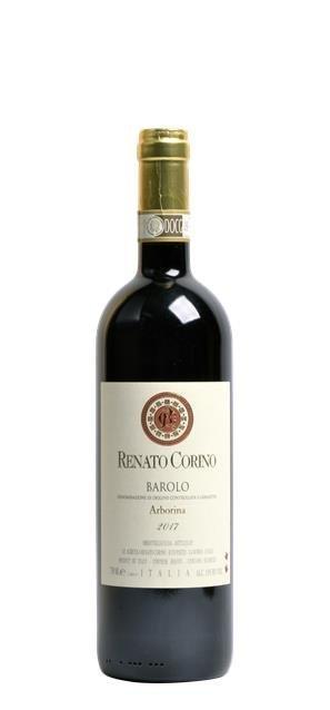 2017 Barolo Arborina (0,75L) - Corino Renato